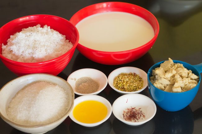making coconut barfi recipe