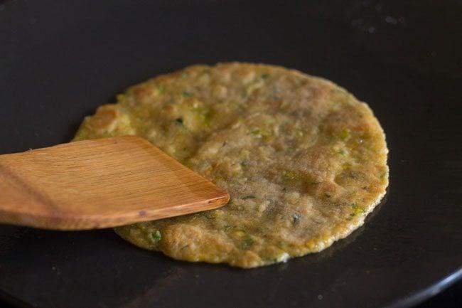 kaddu paratha recipe