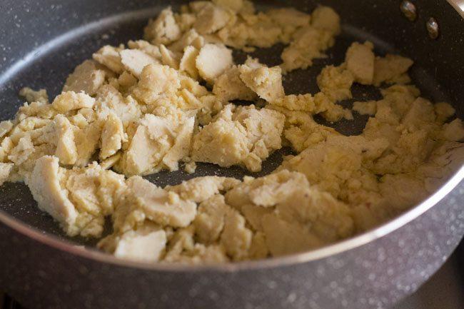 mawa for kaju barfi recipe