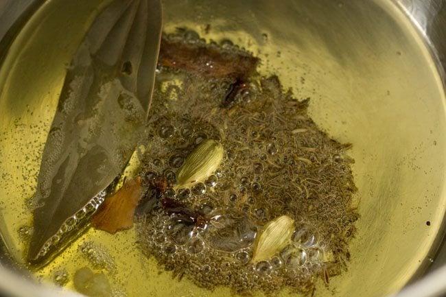 spices for kuska biryani recipe