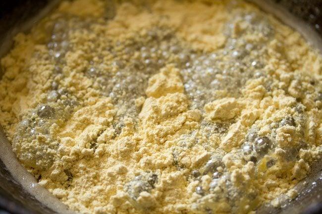 besan for making mysore pak recipe