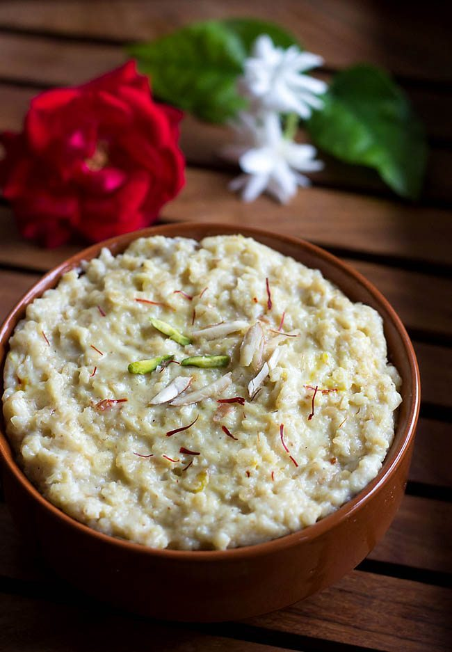 oats halwa recipe