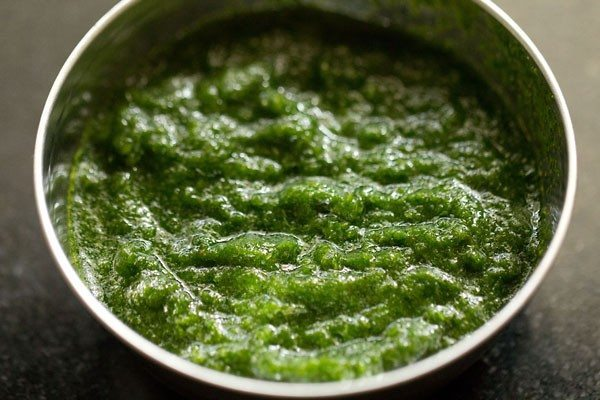 green chutney recipe for sandwich