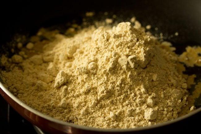 sattu flour for sattu ladoo recipe
