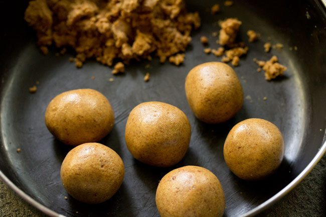 sattu laddu recipe