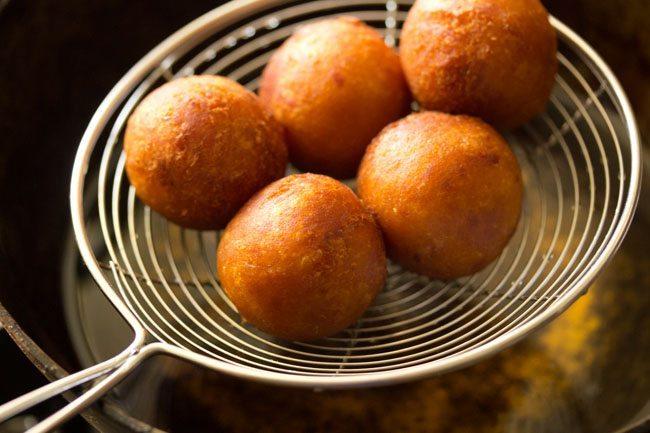 sweet potato gulab jamun recipe