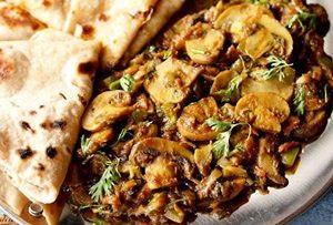 tawa mushroom masala recipe