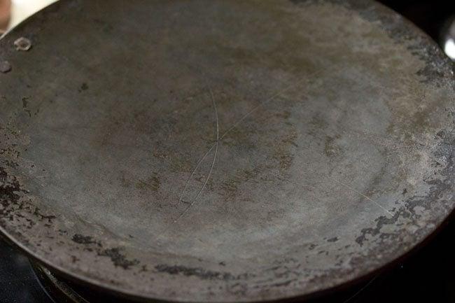 tawa for tawa mushroom masala recipe