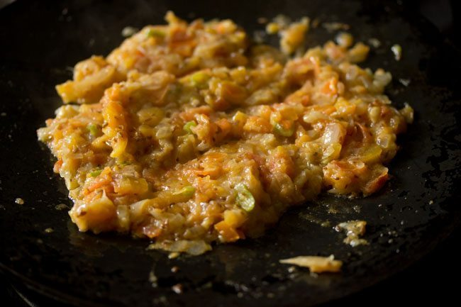 making tawa mushroom recipe