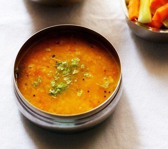 tomato dal or tomato pappu recipe