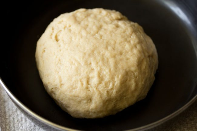 dough for urad dal kachori recipe