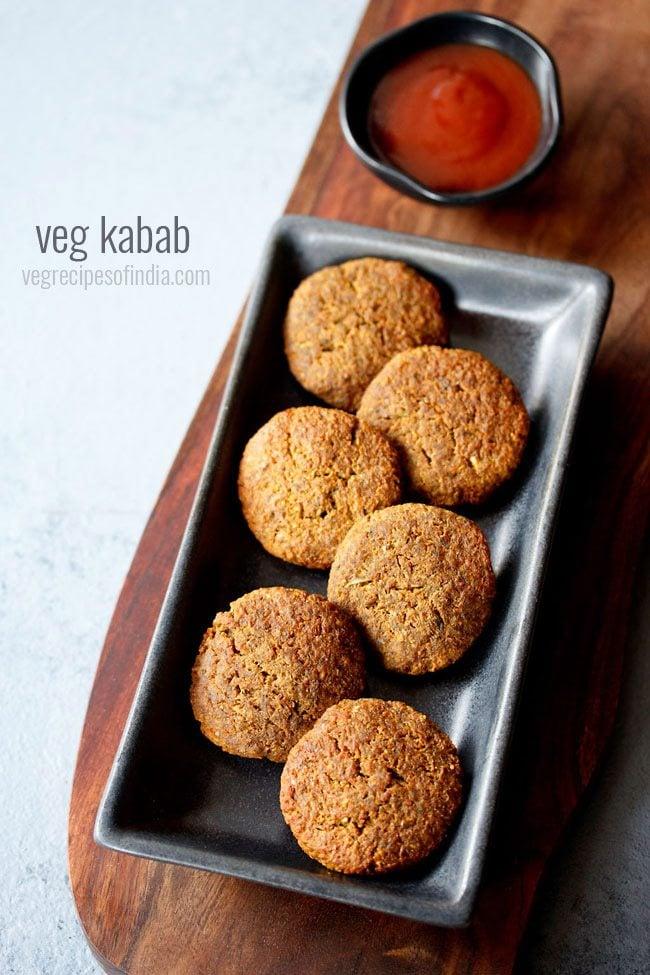 veg kabab recipe