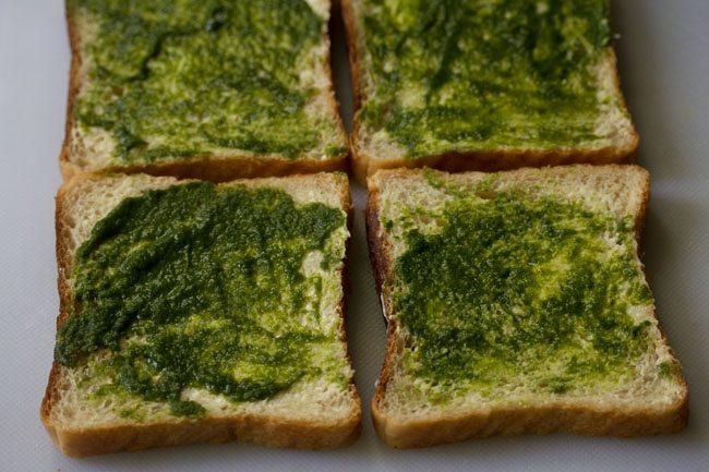 making cheese toast recipe
