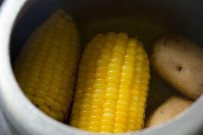 corn for cheese corn balls recipe