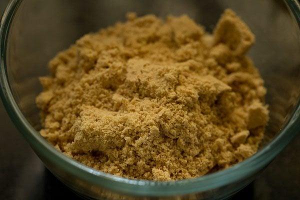 biscuits powder to make eggless cheesecake recipe