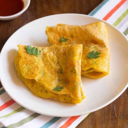 moong dal chilla recipe, how to make moong dal cheela