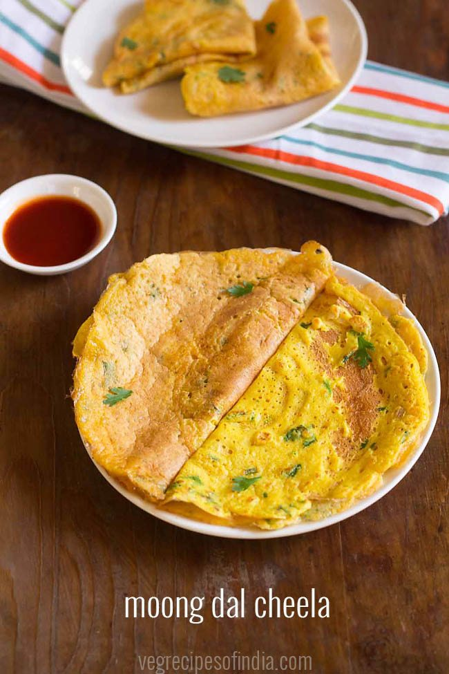 moong dal chilla recipe, moong dal cheela recipe