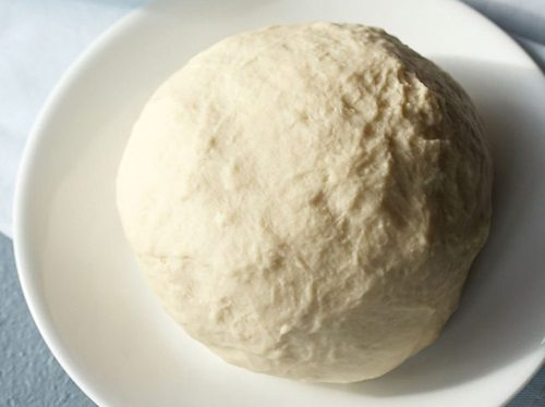 pizza dough without yeast