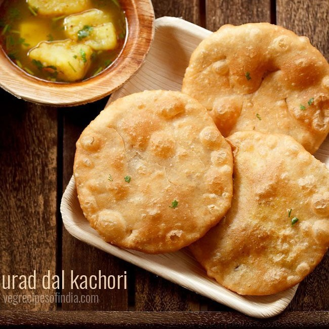urad dal kachori recipe