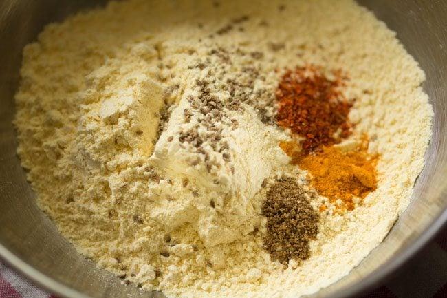 spices to make veg club sandwich recipe