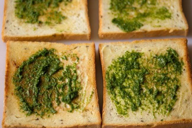 chutney to make club sandwich recipe