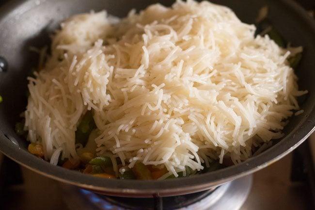 veg vermicelli upma recipe