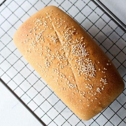 sandwich bread recipe, 100% whole wheat sandwich bread recipe