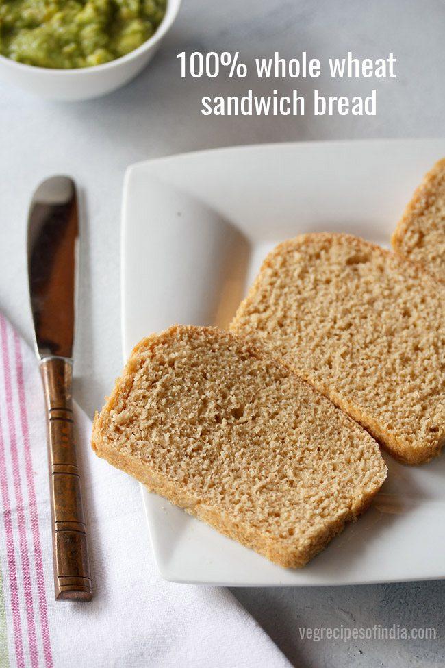 sandwich bread, whole wheat sandwich bread recipe