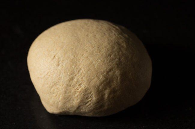 dough to make whole wheat sandwich bread recipe