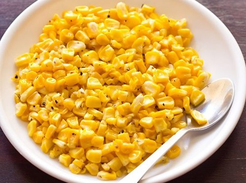 buttered corn recipe