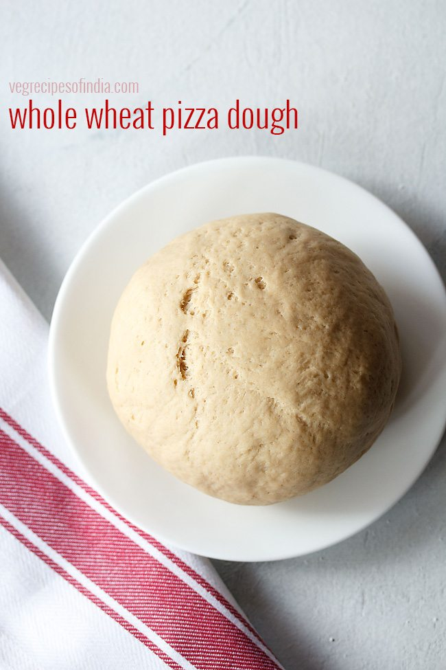 atta pizza dough recipe