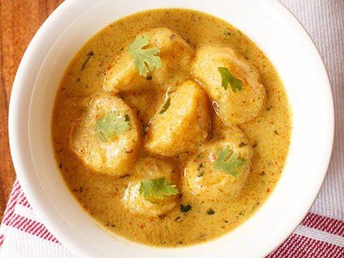 dum aloo recipe restaurant style