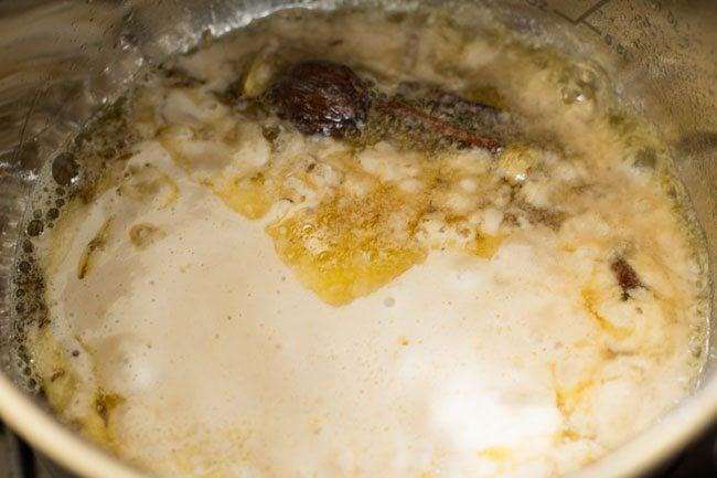 onion paste for restaurant style dum aloo recipe