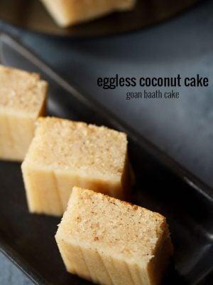 eggless baath cake