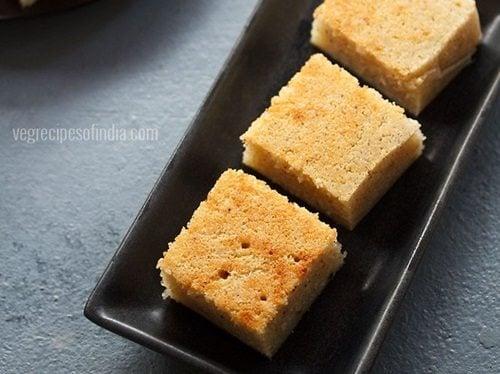 eggless Goan baath cake recipe