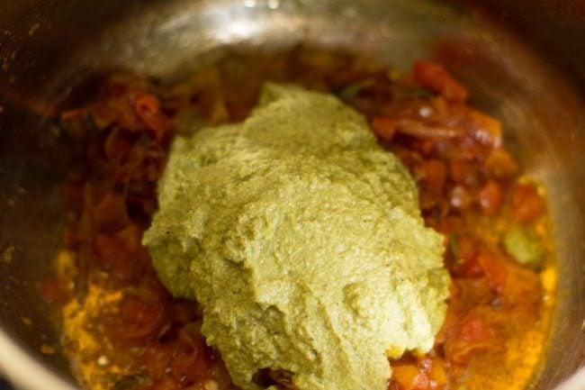 making gobi biryani recipe