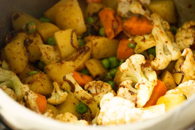 biryani masala for kolkata veg biryani recipe