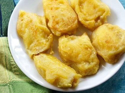 pazham pori or ethakka appam recipe