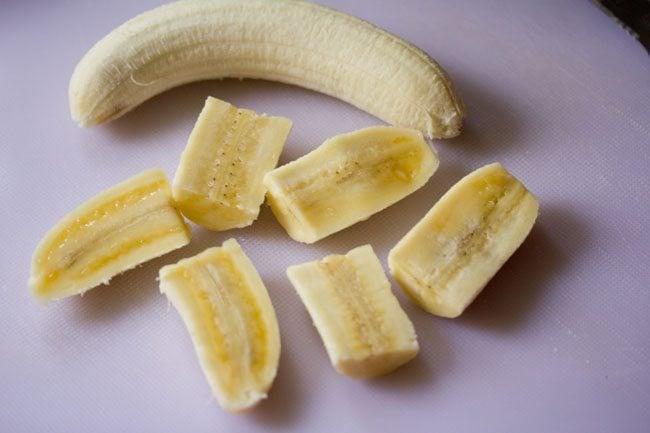 bananas for pazham pori recipe