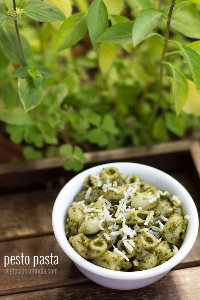 Pesto Pasta Recipe How To Make