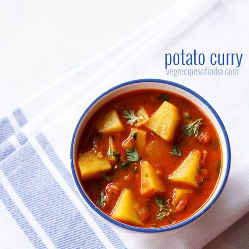 potato curry recipe