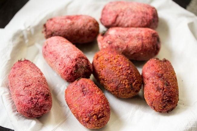 kolkata style veg chops recipe