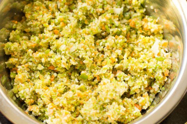 veggies to make veg kofta recipe