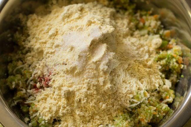 besan to make veg kofta curry recipe