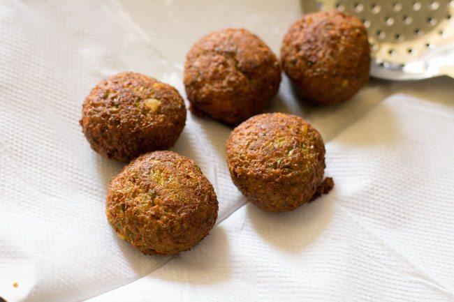 vegetable kofta recipe