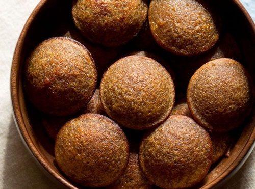 whole wheat flour appam recipe