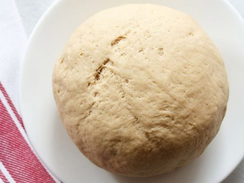 whole wheat pizza dough recipe