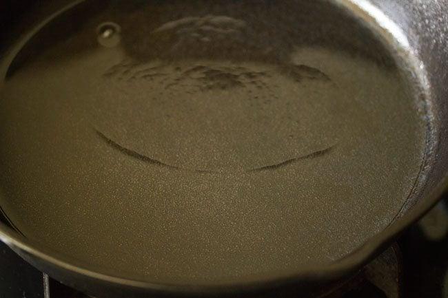 making aloo fry recipe
