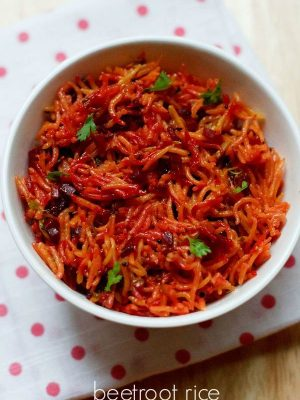 beetroot recipes – collection of 15 indian beetroot recipes