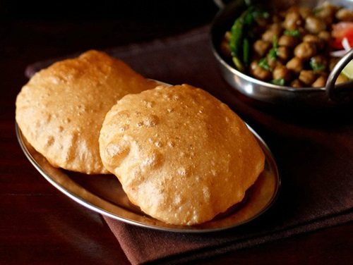 quick bread bhatura recipe